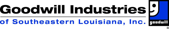 Goodwill of Southeastern Louisiana Retina Logo