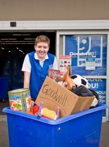 What can you donate to Goodwill?