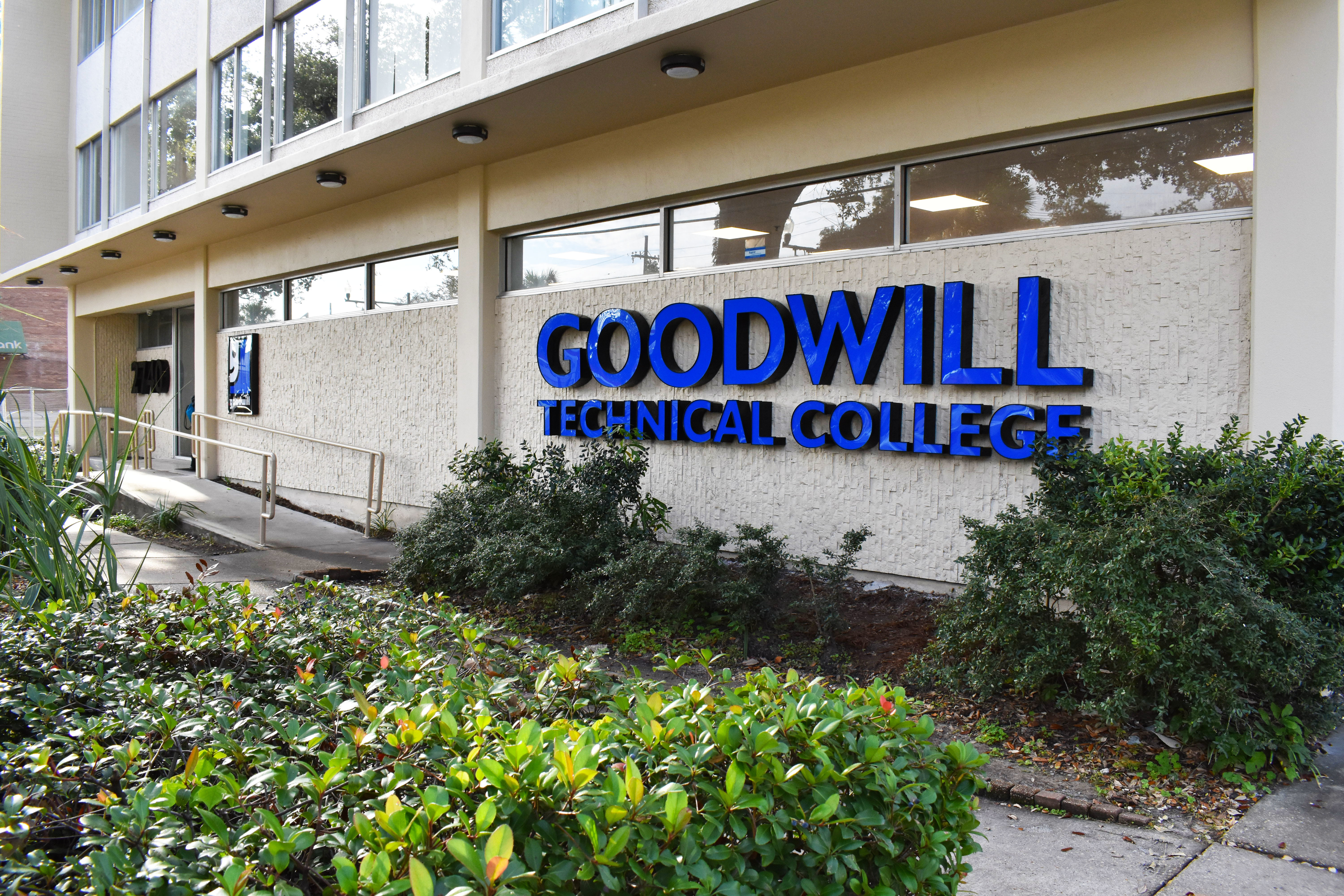 Goodwill Technical College Goodwill Of Southeastern Louisiana