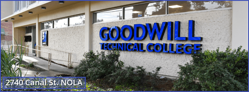 Goodwill Technical College - Goodwill of Southeastern Louisiana